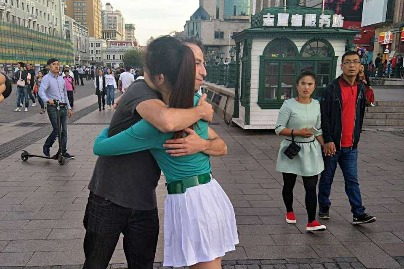Israeli feels special connection to Harbin