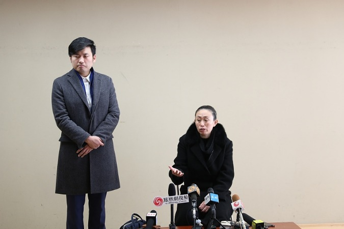 Autopsy: Jiang suffered several injuries before the fatal stab