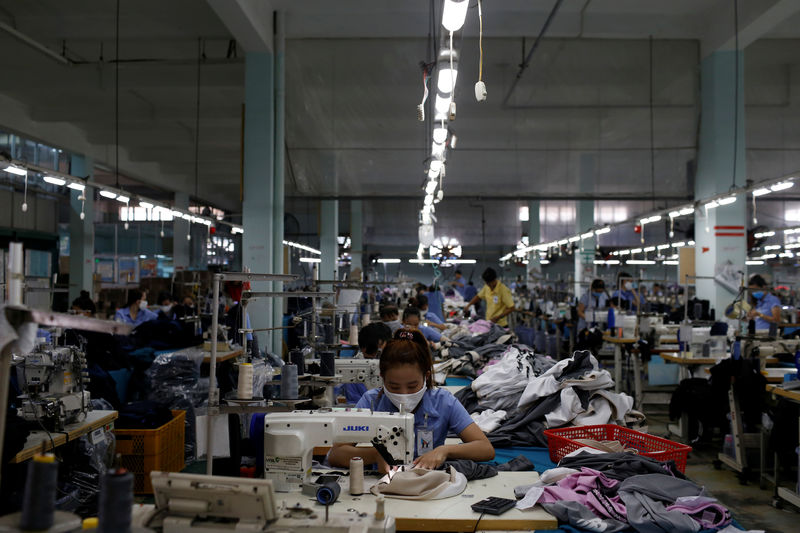 All sewn up? Vietnam garment makers face hitches in lucrative EU trade deal By Reuters
