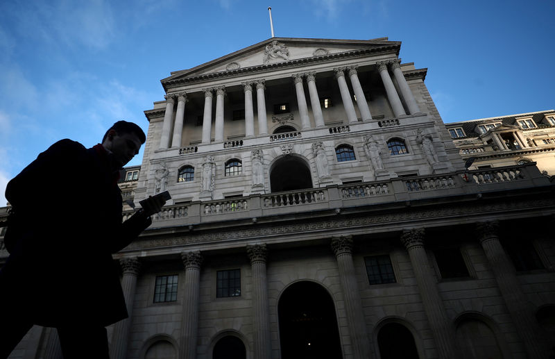 Bank of England to lean against market rate cut bets as Brexit nears By Reuters