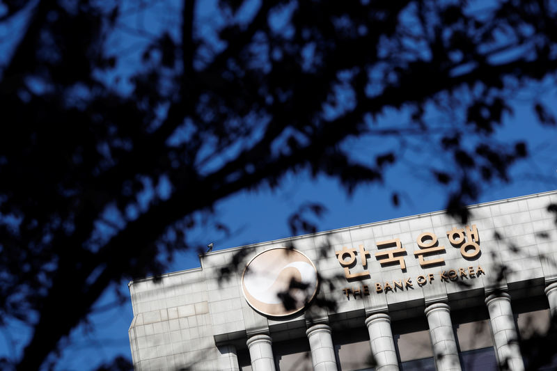 Bank of Korea surprises with 25 basis point rate cut By Reuters
