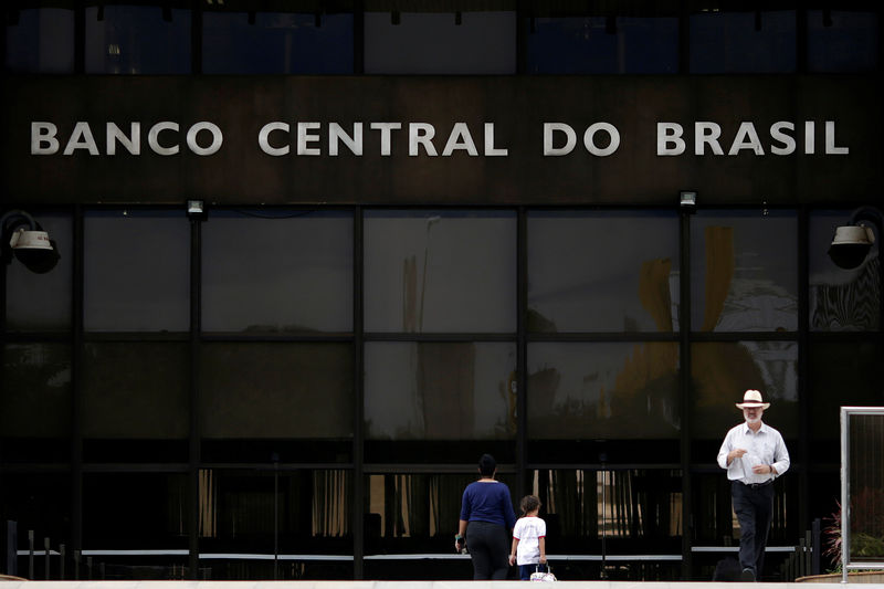 Brazil central bank cuts rate sharply to record low 6.00% By Reuters