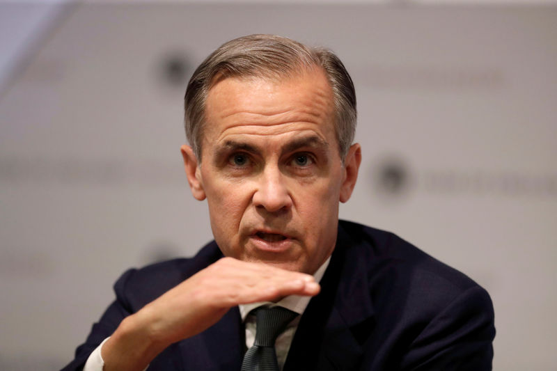 Carney declines to say if he wants top job at IMF By Reuters