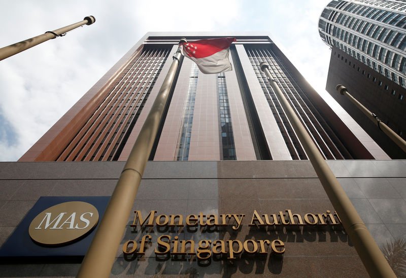 Chance of Singapore easing monetary policy rises as economy flatlines: poll By Reuters