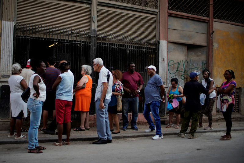 Cuba, battling economic crisis, imposes sweeping price controls By Reuters