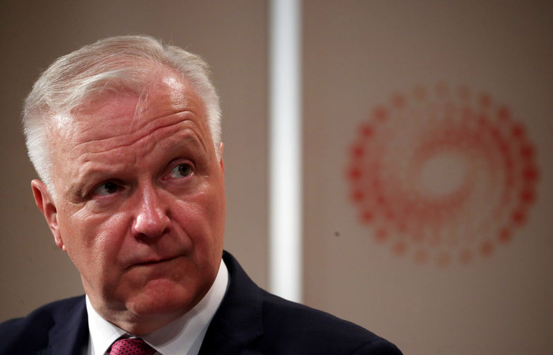 ECB needs to provide more stimulus to live up to mandate: Rehn By Reuters