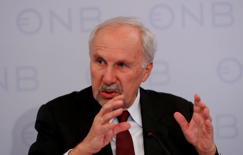 ECB's Nowotny predicts historically low interest rates in long term By Reuters