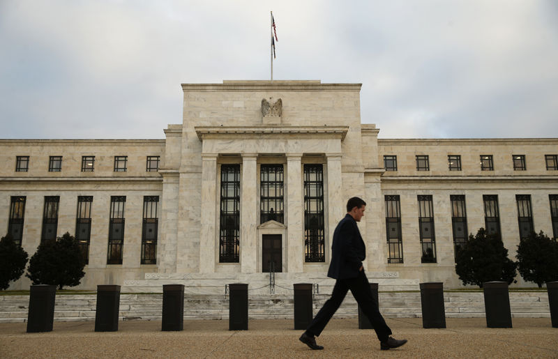 © Reuters.  Fed Minutes Show Many Saw a Stronger Rate-Cut Case