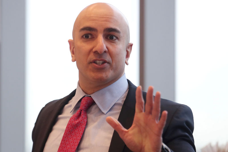 Fed's Kashkari says need 'stronger medicine' to boost inflation By Reuters
