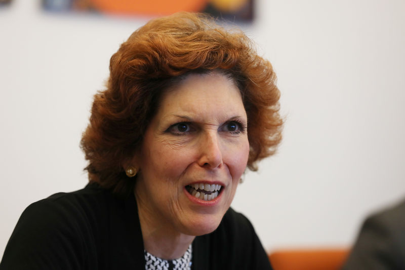 Fed's Mester says she does not currently support rate cut By Reuters