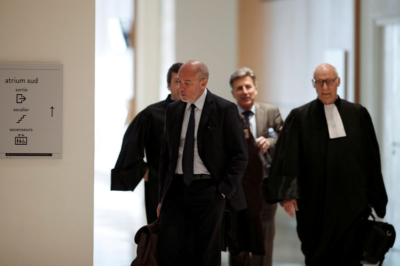 French judges to rule on Tuesday in Orange CEO fraud trial By Reuters
