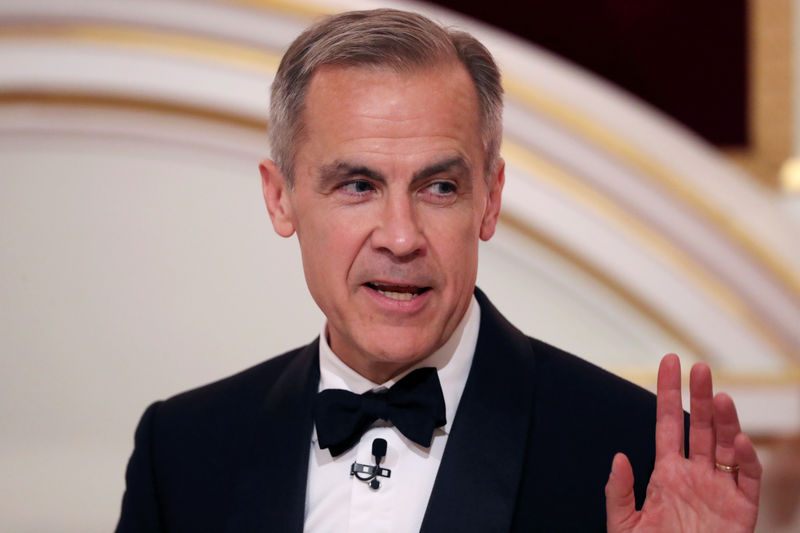 Germany, France agreed to back Carney to head IMF: Frankfurter Allgemeine By Reuters