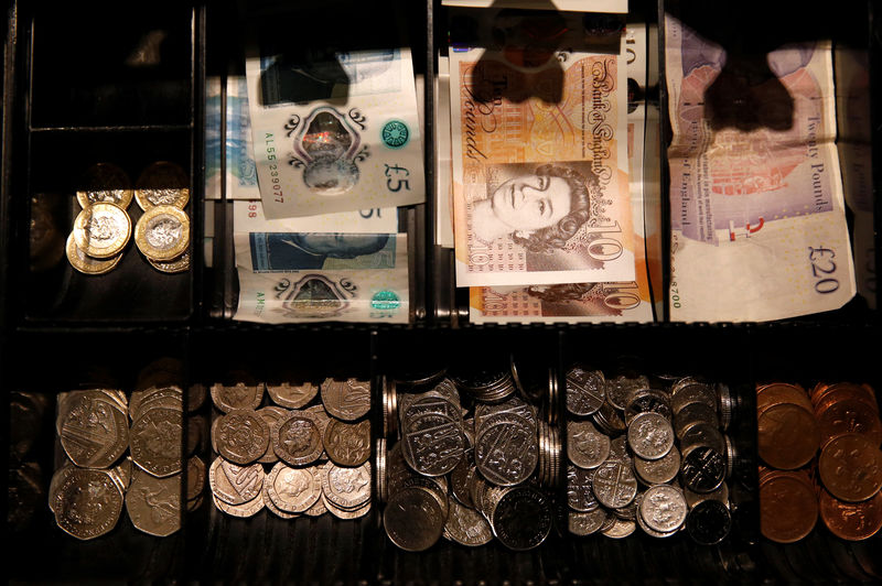 Hot summer ahead for sterling as UK economy, politics go sour By Reuters