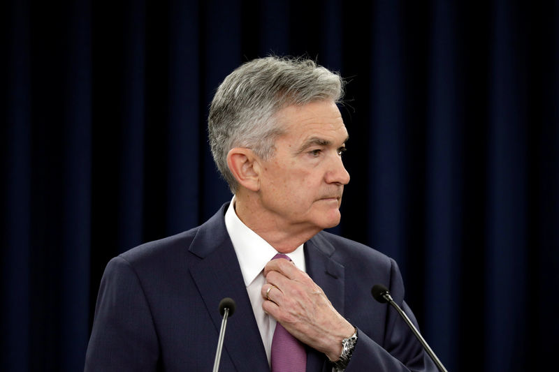© Reuters.  If Powell Gives an Inch, Bond Traders May Ask Fed for a Mile