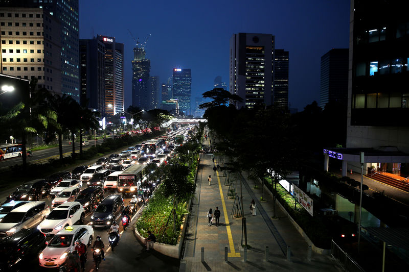 Indonesia central bank says indicators show improvement in economy in third quarter By Reuters
