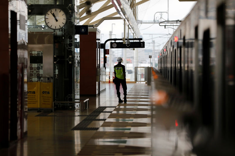 Indonesian capital city to invest $5 billion in MRT extension By Reuters