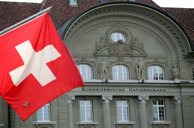 Investors bet SNB will go more negative on interest rates after ECB By Reuters