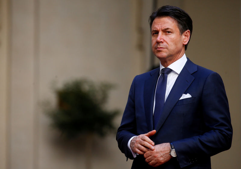 Italy's PM Conte says government plans to agree 2020 budget ahead of schedule By Reuters