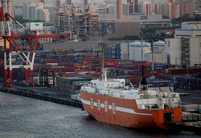 Japan keeps view of moderate economic recovery in July By Reuters