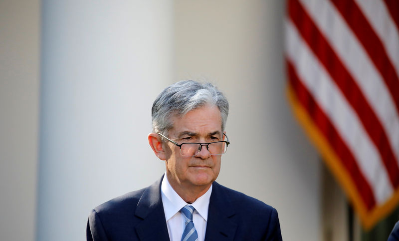 © Reuters.  Jerome Powell Just Locked in a July Rate Cut