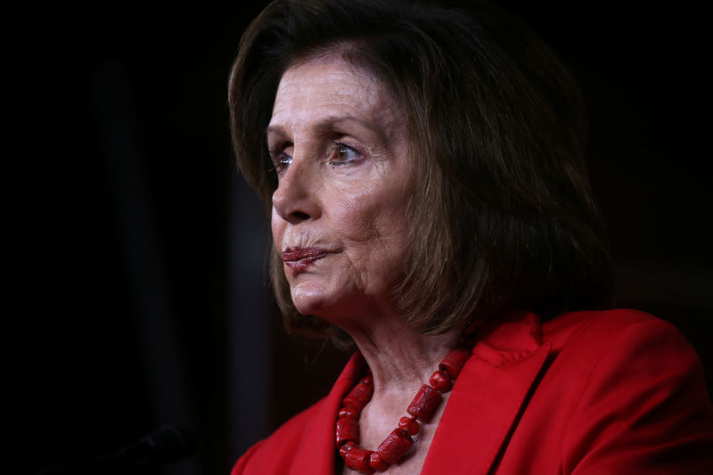 Pelosi sets spending demands for two-year budget deal By Reuters
