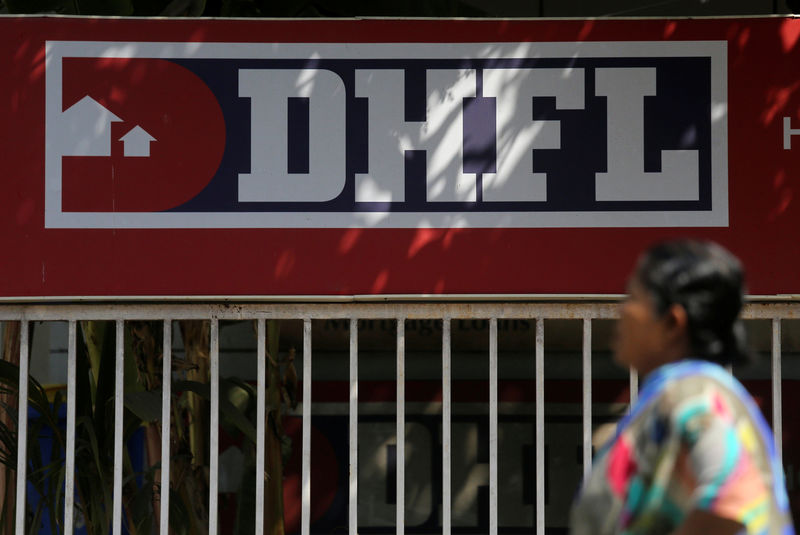 Shares in Indian property finance firm DHFL set to tumble, awaiting resolution plan By Reuters