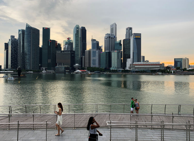 Singapore second-quarter GDP year-on-year growth slowest in decade, badly misses forecasts By Reuters