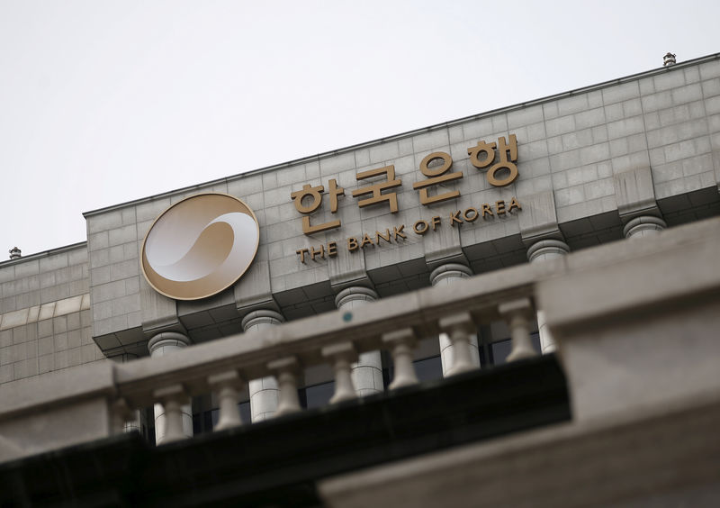 South Korea central bank says Japan's export curbs among top three economic risks By Reuters