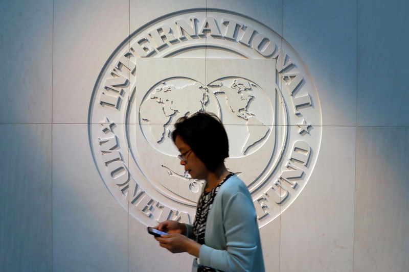 © Reuters.  Temporary factors weigh on LatAm economic growth: IMF
