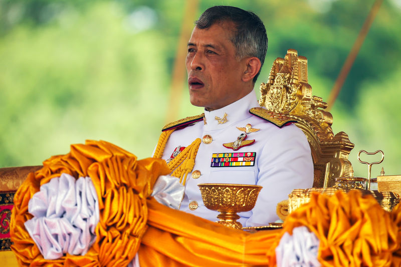 Thai king exempted from tax on some land properties By Reuters