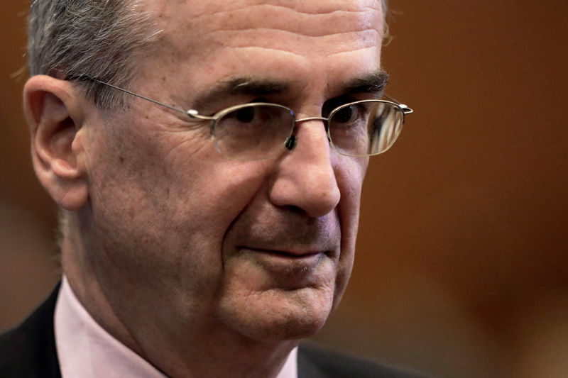 The ECB is not short of ammunition: Villeroy By Reuters