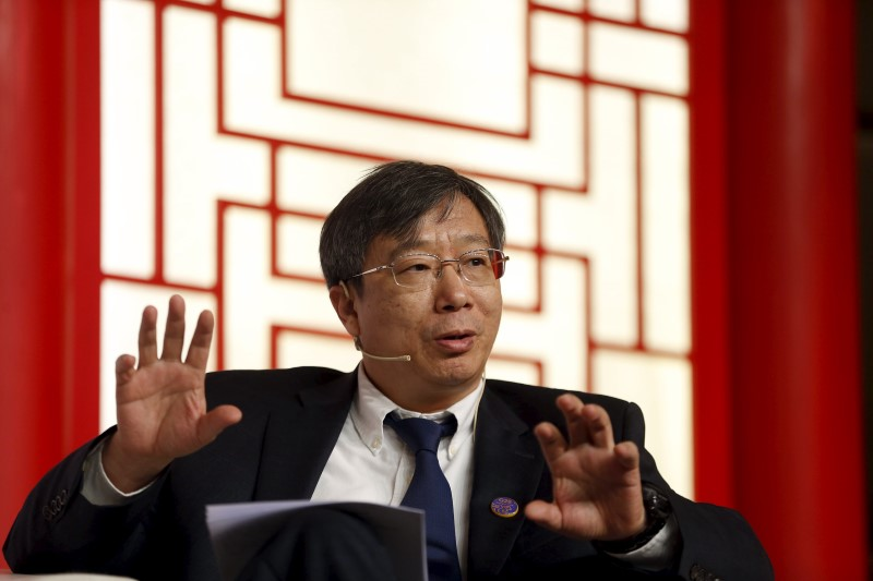 © Reuters.  Trade Truce Better Than Expected But Issues Remain: PBOC's Yi