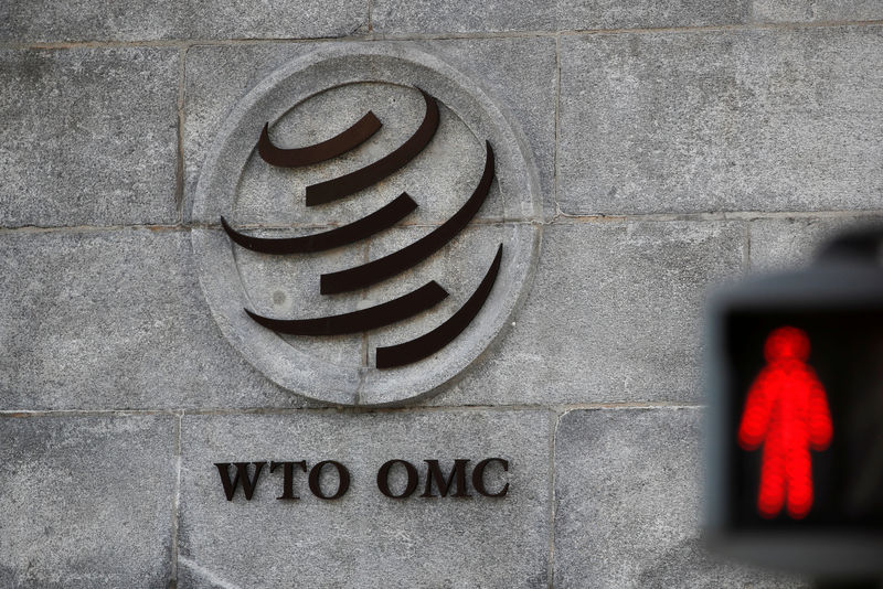 Trump targets China in call for WTO to reform 'developing' country status By Reuters