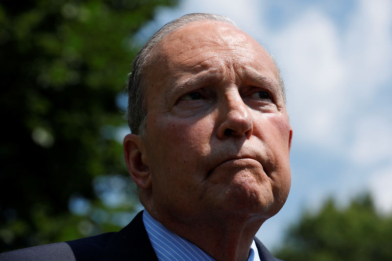 White House's Kudlow sees room for Fed to reverse rate hike By Reuters