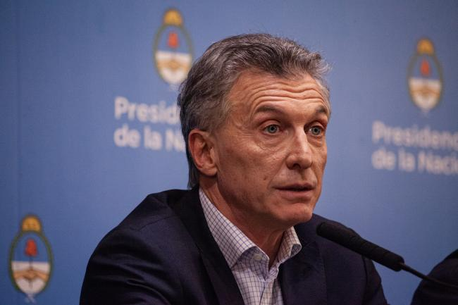 Argentina's Macri Rolls Out More Measures as Markets Recover By Bloomberg
