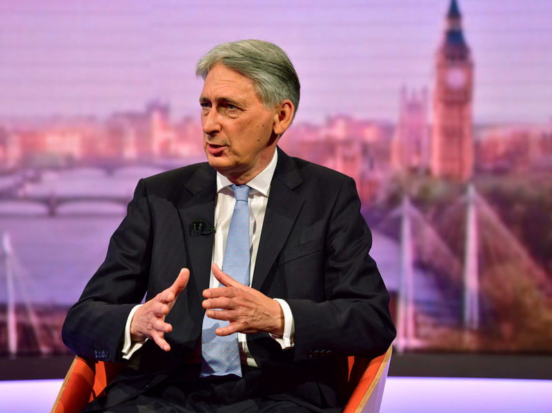 British parliament can block no deal Brexit, former finance minister says By Reuters