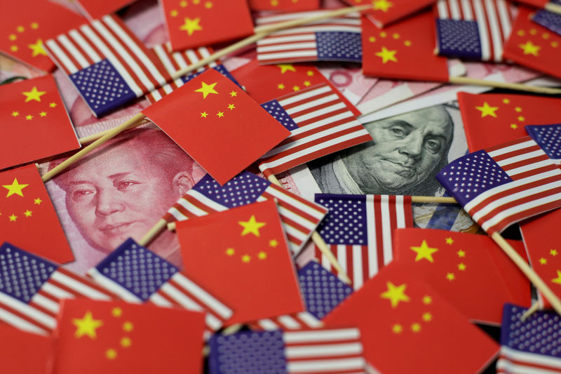 China says natural for China, U.S. to have differences on trade By Reuters