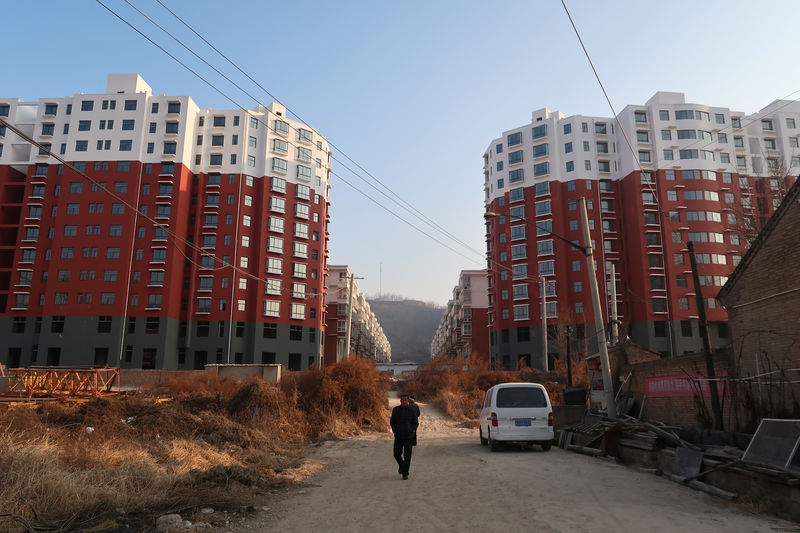 China spends more than $85.2 billion on shantytown redevelopment in January-July By Reuters
