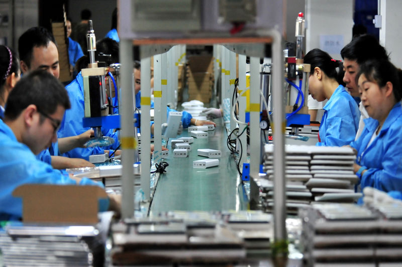 China's factory activity seen contracting for fourth straight month: Reuters poll By Reuters
