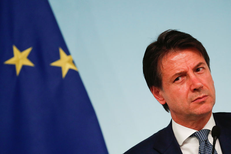 © Reuters.  Conte Called Before Italian Assembly to Address Political Crisis
