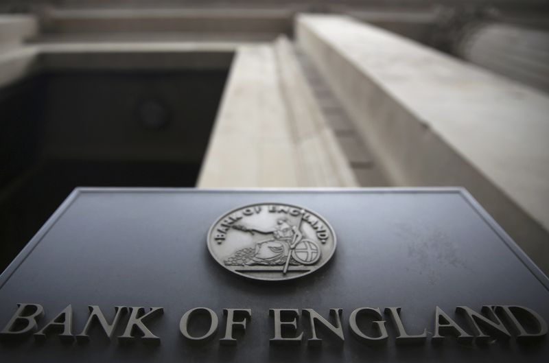 © Reuters.  In Brave New World, U.K. Markets Don't See Any BOE Hike, Forever