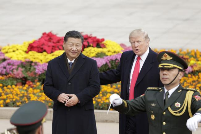 In Trump-Xi Fight, Both Leaders Make Big Bets That May Backfire By Bloomberg