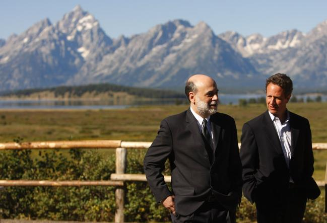 Jackson Hole's Greatest Hits Justify Obsessing Over Fed Meeting By Bloomberg