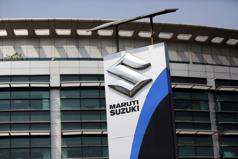 Maruti Suzuki India cuts temporary workforce by 6% as sales sink By Reuters