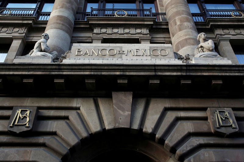 Mexico central bank board member Guzman was lone vote to hold rates steady: minutes By Reuters