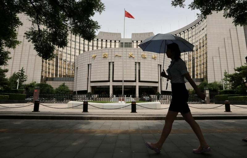 © Reuters.  No, China Isn't Easing. It Just Has a New Benchmark