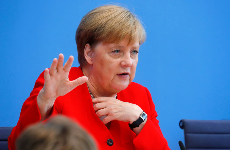 No more spending excuses for Merkel as investment bottlenecks ease By Reuters