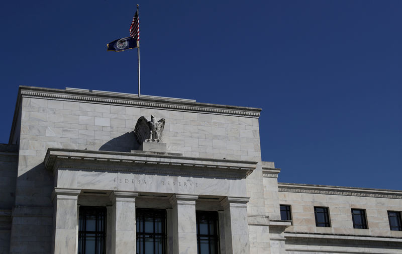 Traders boost bets on Fed rate cuts on Trump's new tariffs By Reuters