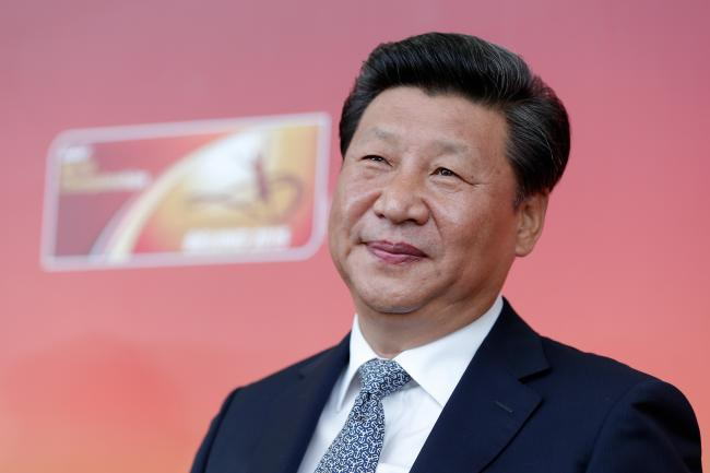 Trump Panics, Rushes Into Xi's Arms By Bloomberg