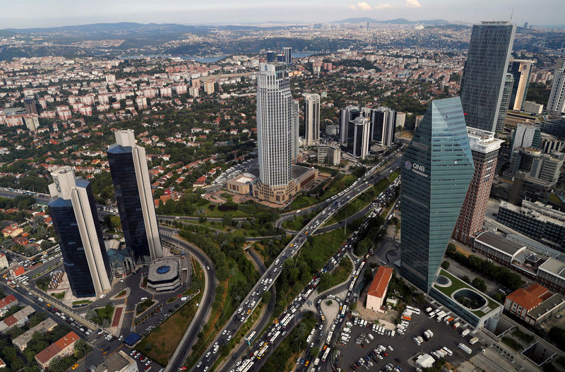 Turkish economy to contract in second quarter, log zero growth this year: Reuters poll By Reuters